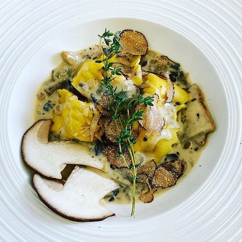 Restaurant italien à Paris